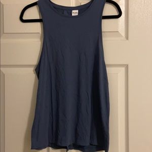 Victoria Sport tank with back detail